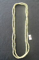 NECKLACE / GREEN PEARL / RRP~ 64€ / -44€ OFF!!!