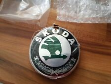New skoda badge