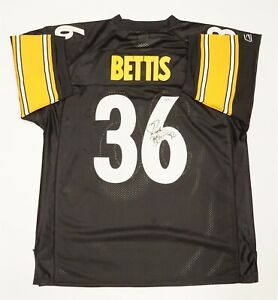 Jerome Bettis Signed / Auto Pittsburgh Steelers NFL Jersey w PSA/DNA COA