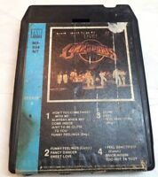 Commodores: Live 8-Track - Tested & Works