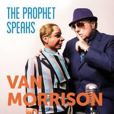 Van Morrison The Prophet Speaks CD - Pre Release 7th December 2018
