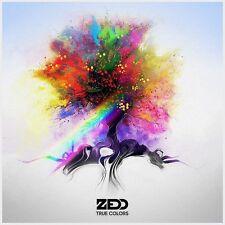 ZEDD True Colors 2015 Ltd Ed NEW RARE Metallic Sticker +FREE Pop/Dance Stickers!