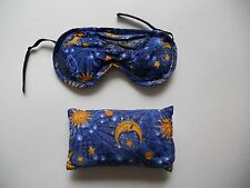 Nature's Way Herbal Therapy Lavender Eye Pillow + Peppermint Aromatherapy Pack