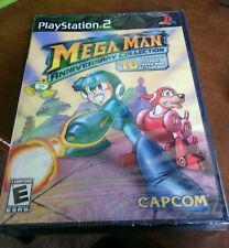 Megaman anniversary collection ps2