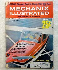 MECHANIX ILLUSTRATED MAGAZINE Back Issue JUNE 1967