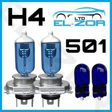 H4 Xenon Ice blau 55W Abblendlicht Scheinwerfer Glühbirnen Licht 501