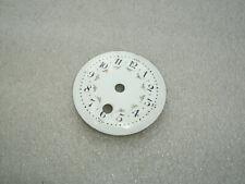 Antique Enamel 5.5cm Clock Dial
