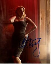 MEGAN HILTY Signed Autographed SMASH IVY LYNN MARILYN MONROE Photo