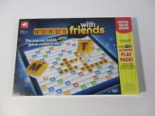 Words with Friends Board Game by Hasbro The Popular Game Comes to Life New