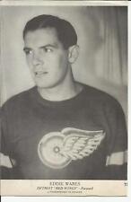 EDDIE WARES # 73 OPC O-PEE-CHEE 1939-'40 HOCKEY CARD TRIMMED