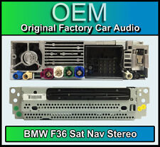 BMW 4 Series Gran Coupe Sat Nav, BMW F36 navigation, DAB radio, CI 6821144 01