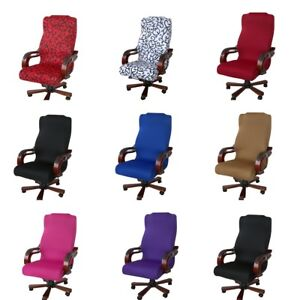 3Size Flexible Stretchy ChairCover Office Dining Seat Chair Cover Slipcover Case