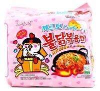 Samyang Carbo Hot Chicken Flavor Ramen -- 130g 5Packs