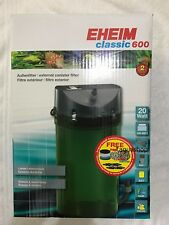 Eheim 2217 Classic 600 Series Canister Filter *With Bonus* Plus 2 YEAR WARRANTY