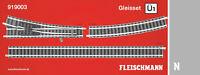 Fleischmann N 919003 Gleisset Überholgleis Ü1  - NEU + OVP