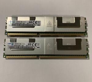 Samsung Server Ram 32GB 4Rx4 PC3L-12800L (Qty 2) 64GB