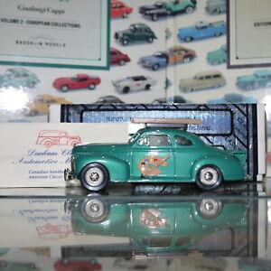 Durham Classics 1:43 1941 Chevrolet Utility Pick Up Painters Car DC11A mint