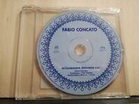 FABIO CONCATO - M'INNAMORO DAVVERO - CDS slim case - PROMOZIONALE 1999