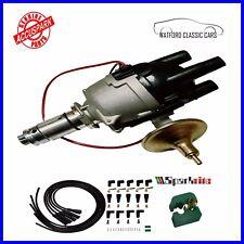 Morris Minor AccuSpark 25d Électronique Distributeur + HT Custom mène, outil gratuit
