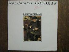 JEAN-JACQUES GOLDMAN 45 TOURS HOLLANDE IL CHANGEAIT LA