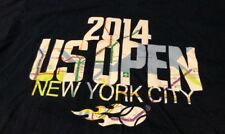 US Open Tennis 2014 New York City Subway Medium Shirt Nice Design USTA Licensed