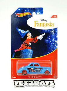 1940 Ford Coupe - 2018 Hot Wheels Disney Fantasia #5 Mickey Mouse