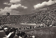 1936 Vintage OLYMPICS Germany SWIMMING Stadium Photo Gravure 11x14 By PAUL WOLFF