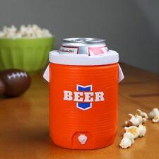 1 Beer Keg Cooler Bottle Cup Holder -Foam Koosie Coosie Coozie
