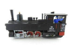 (YS221) Liliput 704 DC H0e Schmalspur Dampflok BR 298.14 der ÖBB OVP