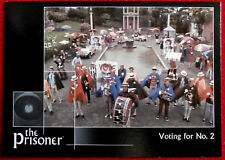 THE PRISONER Auto Series - Vol 1 - VOTING FOR NO. 2 - Card #43 Cards Inc 2002