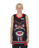 Nike X Clot GE Chinese Lion Dance Jersey Nike Lab CK0094-010 Msrp $125