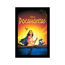 POCAHONTAS - 11x17 Framed Movie Poster by Wallspace