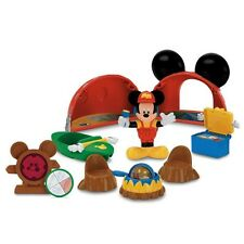 Fisher-Price Mickey Mouse Campground Playset