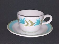 Franciscan TULIP TIME - Cup & Saucer