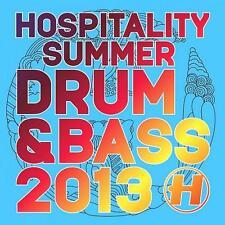 HOSPITALITY DRUM&BASS 2013 = Metrik/Netsky/Nu:Logic/Byrd/Camo...= groovesDELUXE!
