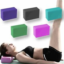 BodyRip Yoga Block Pilates Foaming Brick Pair Home Exercise Fitness Stretching