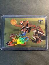 1998-1999 Fleer Ultra Gold Medallion Edition Michael Jordan #85G Bulls