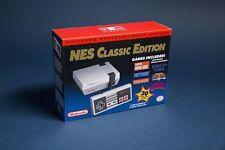 NEW NES Classic Edition Modded w/ 1290+ Games ATARI NES GB GBC SNES SEGA