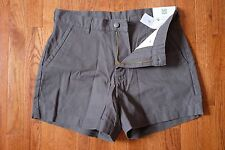 "Patagonia Stand Up shorts, regular, sz 32, 5"" inseam, in Forge Grey, NWT"