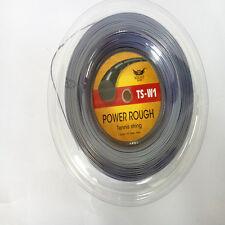 Silver alu power ROUGH Kelist tennis racket string reel
