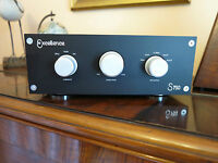 EXCELLENCE AUDIO STEREO PASSIVE PREAMP PREAMPLIFIER with Stepper attenuator