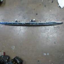 JAGUAR X-TYPE TRUNK LID CHROME MOLDING 2001 2002 2003