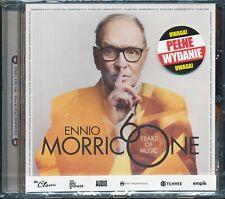 Ennio Morricone - 60 Years Of Music PL 1 CD  NEW