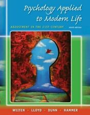 Psychology Applied to Modern Life: Adjustment in the 21st Century, Personal Expl