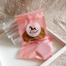 Self-Adhesive Handmade for You Letters Print Candy Gifts Treat Bag JD