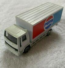 1990c   Corgi   Truckers   Ford Cargo Pepsi Truck  