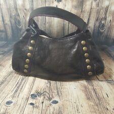 Gianni Bini Leather Shoulder Bag EUC
