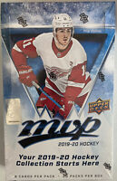 2019/20 Upper Deck MVP Hockey HUGE Factory Sealed HOBBY Box-160 Cards