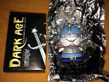 "CIBOYS DARK AGES ""DRAWF"" Mini Toy Figure By Red Magic RARE! Dunny Kidrobot"