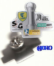 Pin + handball + Lufthansa final four 2011 + NEUF + rar